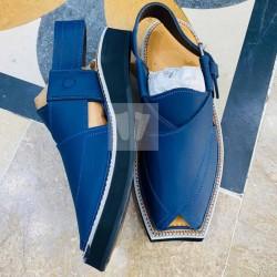 Kaptaan Chappal - Pure Leather - Handmade
