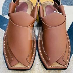 Branded Zalmi Chappal - Pure Leather - Handmade