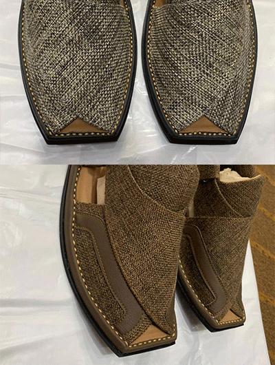branded peshawari chappal