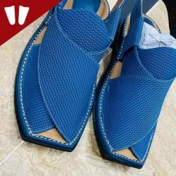 Branded Zalmi Chappal - Waistcoat (material) - Handmade - Doted